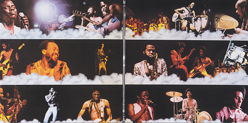 Earth, Wind And Fire - Gratitude (1975)