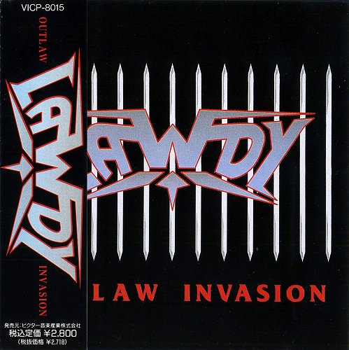 Lawdy - Outlaw Invasion (1990)