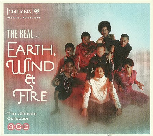 Earth, Wind & Fire - The Real... Earth, Wind & Fire (2017)