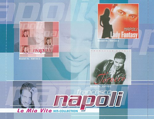 Francesco Napoli - La Mia Vita-HIT Collection (2002)
