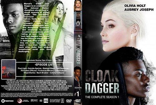 Плащ и кинжал / Cloak & Dagger (2018 - ...)