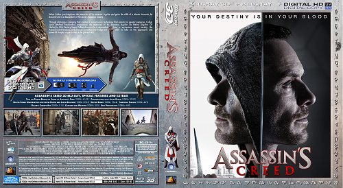 Кредо убийцы / Assassin's Creed (2016)