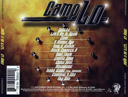 Camp Lo - Let's Do It Again (2002)