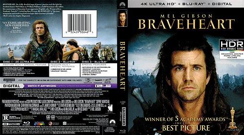 Храброе сердце / Braveheart (1995)