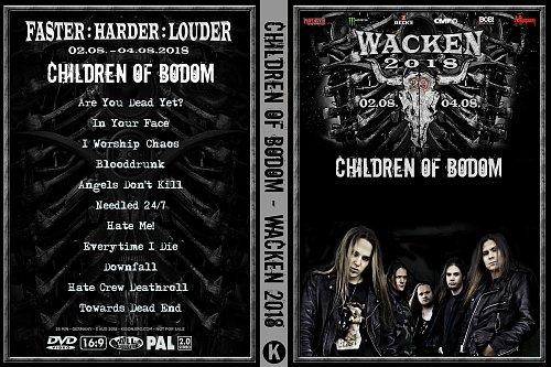 Children Of Bodom - Wacken (2018)