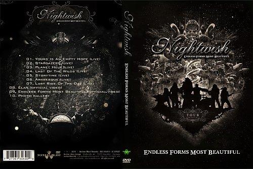Nightwish-Endless Forms Most Beautiful(2015)