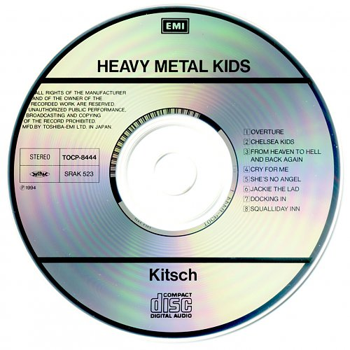 Heavy Metal Kids - Kitsch (1977)
