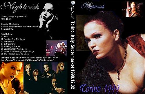 Nightwish-Torino,Italy,Supermarker(1992)
