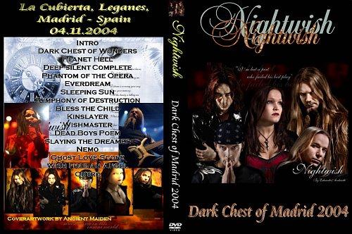Nightwish-Dark Shect Of Madrid(2004)