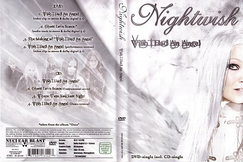 Nightwish-Wish Thad An Angel.