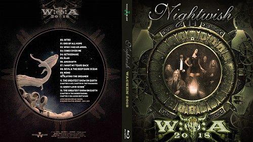Nightwish - Wacken (2018)