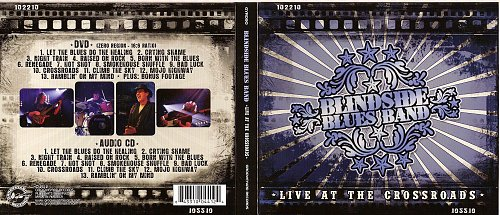Blindside Blues Band - Live At The Crossroads (2012)