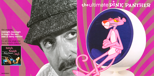 Henry Mancini - Ultimate Pink Panther (2004)