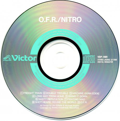Nitro - O.F.R. (1989)