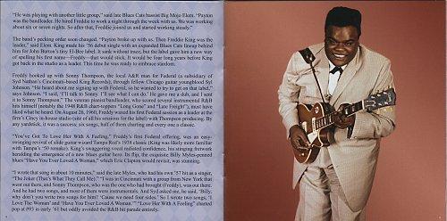 Freddie King - Complete King Federal Singles (2012)