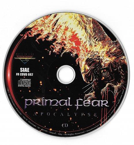 Primal Fear - Apocalypse (2018)