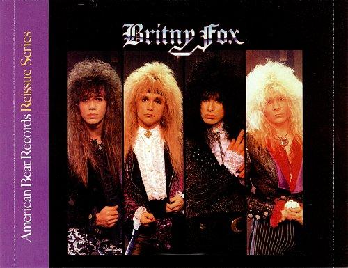 Britny Fox - Britny Fox (1988/2007)