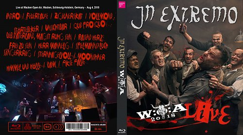 In Extremo - Wacken (2018)