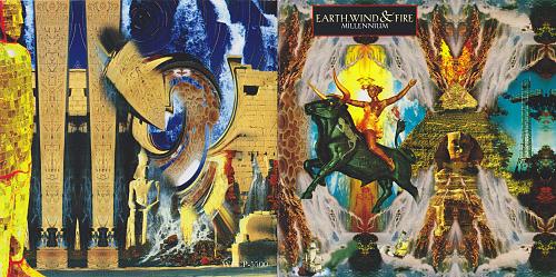 Earth, Wind & Fire - Millennium (1993)