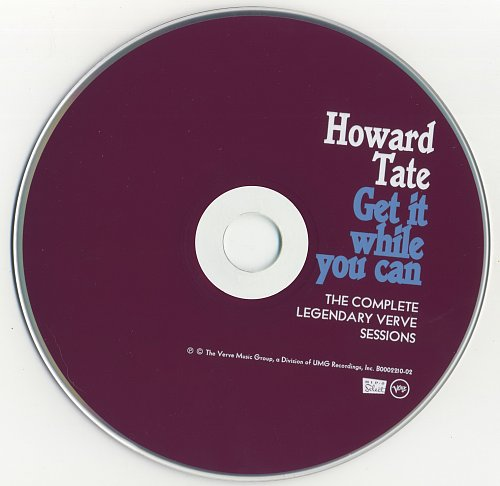 Howard Tate - Get It While You Can: The Complete Legendary Verve Sessions (2004)