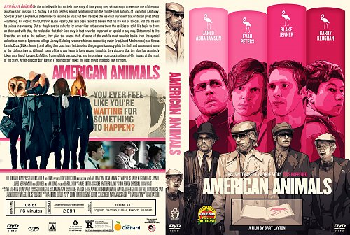 Американские животные / American Animals(2018)