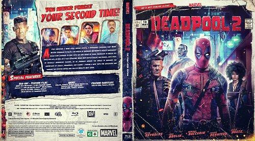 Дэдпул 2 / Deadpool 2 (2018)