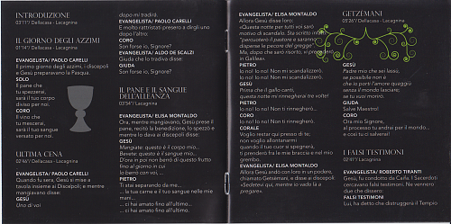 Latte e Miele - Passio Secundum Mattheum. The Complete Work (2014)