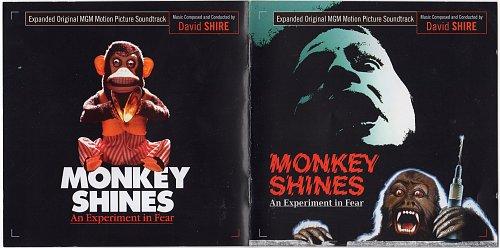 Обезьяна-убийца / Monkey Shines (1988)