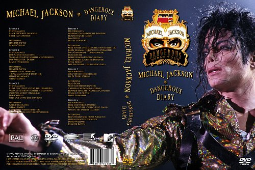 Michael Jackson - Dangerous World Tour -Diary(1992)