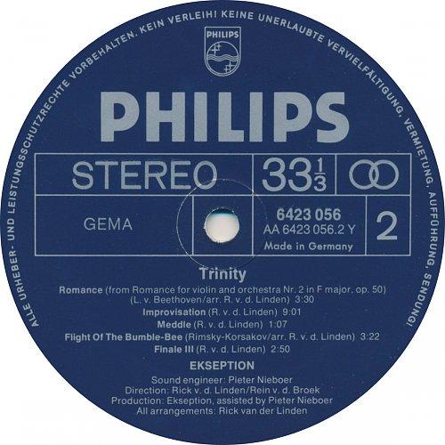 Ekseption - Trinity