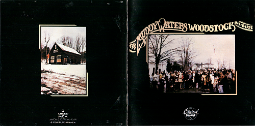 Muddy Waters - The Muddy Waters Woodstock Album (1975)