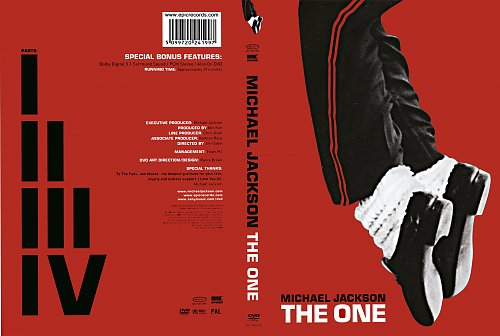 Michael Jackson-THE ONE