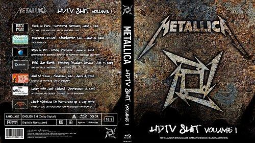 Metallica-HDTV SHIt Wolume.