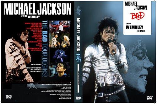 Michael Jackson - Bad World Tour (Live At Wembley)