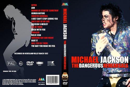 Michael Jackson-TheDangtrousRehearsals(1992)
