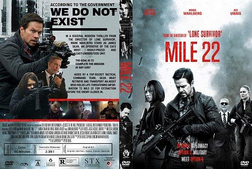22 мили / Mile 22 (2018)