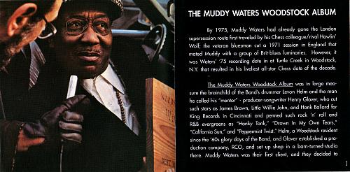 Muddy Waters - The Muddy Waters Woodstock Album (1975)