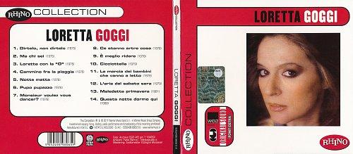 Loretta Goggi - Rhino Collection (2011)