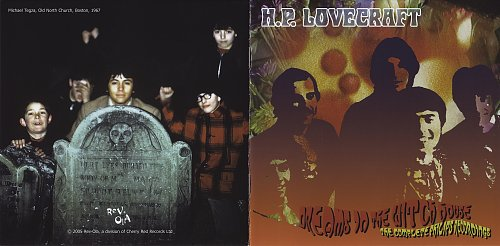 H.P. Lovecraft - Dreams In The Witch House (The Complete Philips Recordings) (2005)