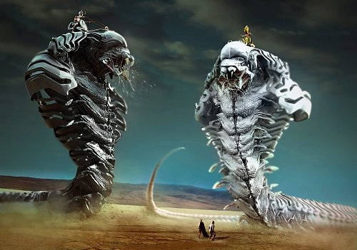 Боги Египта / Gods of Egypt (2016)
