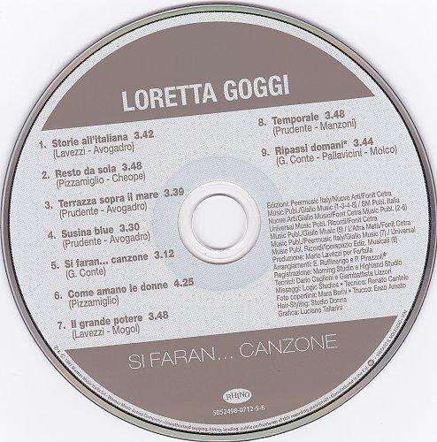Loretta Goggi - Si Faran... Canzone (1991)