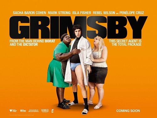 Братья из Гримсби / Grimsby (2016)