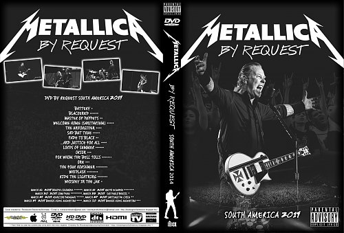 Metallica - By Request - South America 2014