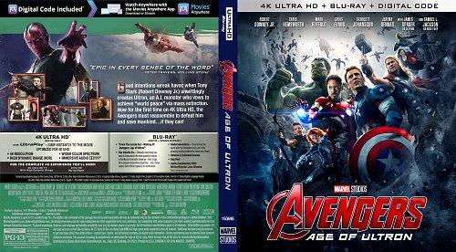 Мстители: Эра Альтрона / Avengers: Age of Ultron(2015)