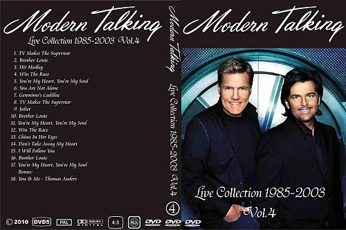 Modern Talking - Live Collection-4