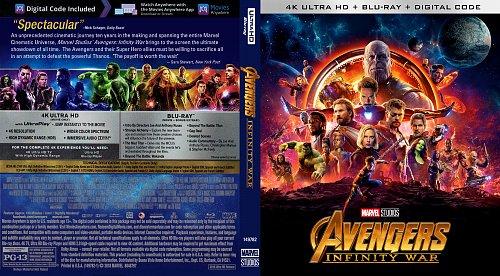Мстители: Война бесконечности / Avengers: Infinity War (2018)