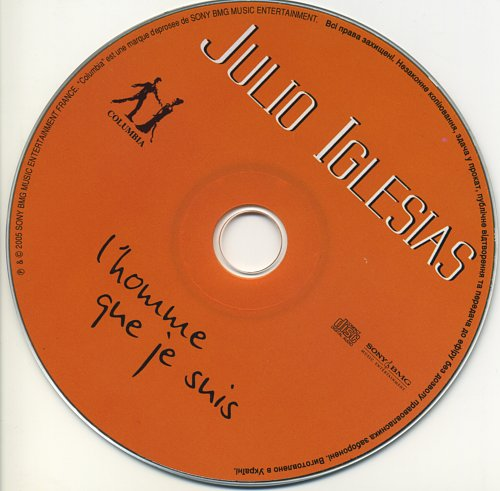 Julio Iglesias - L'homme Que Je Suis (2005)