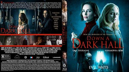 Дальше по коридору /Down a Dark Hall (2018)