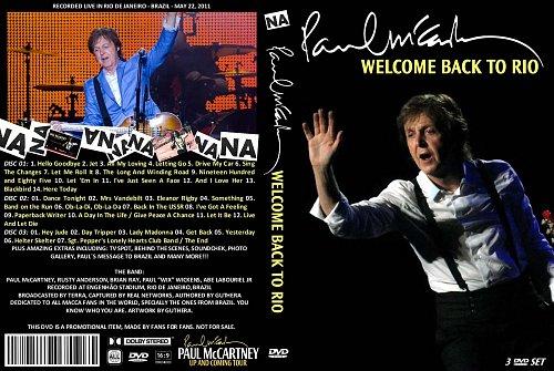 Paul Mccartney-Wellcome Back to Rio(2011)