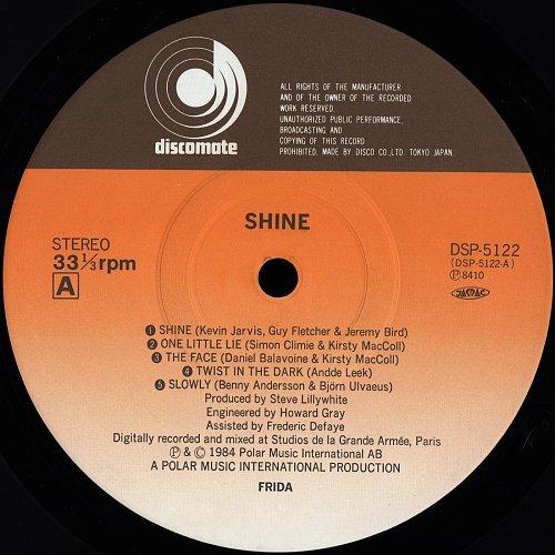 Frida - Shine - 1984 (Japan)